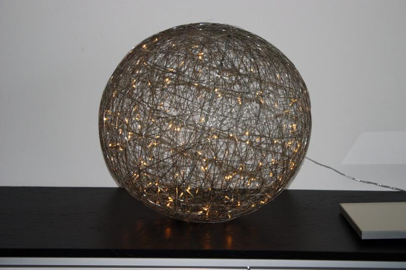 LED Design Deko Kugel