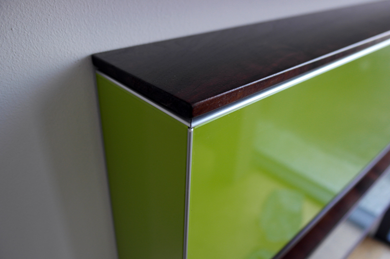 Design Echtglas Sideboard