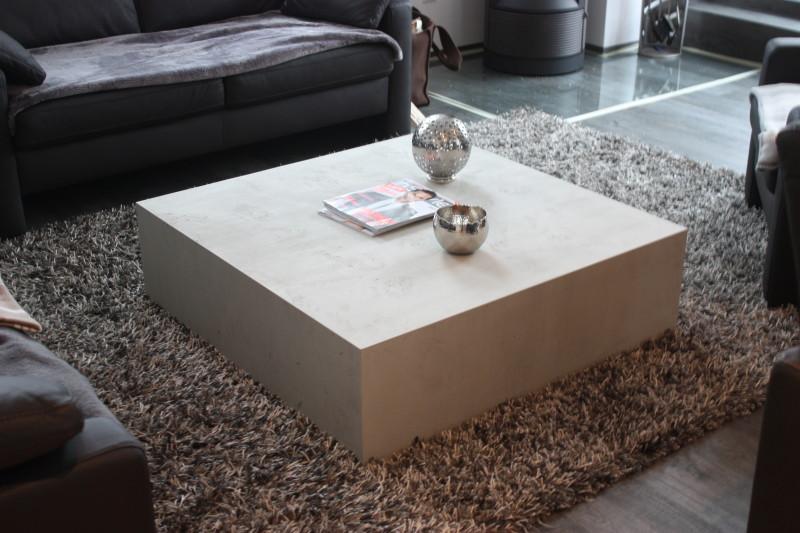 Design Tisch Block G