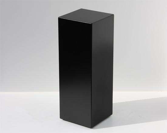 Dekosaeule Black