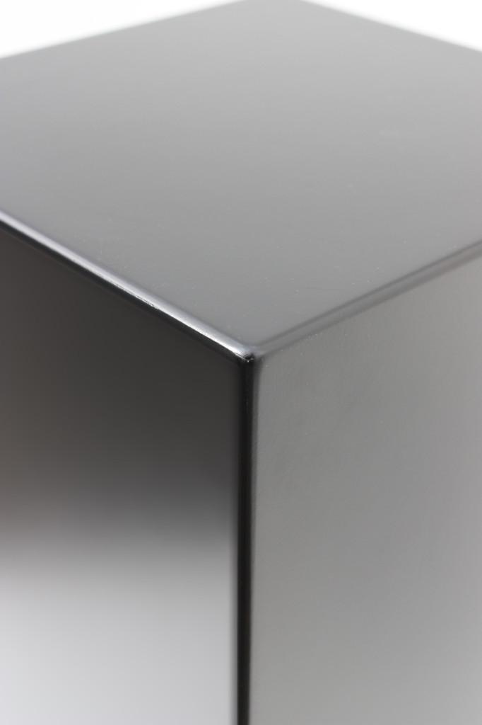 Galeriesockel Black Zoom
