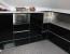 Design Küche Glas Granit D