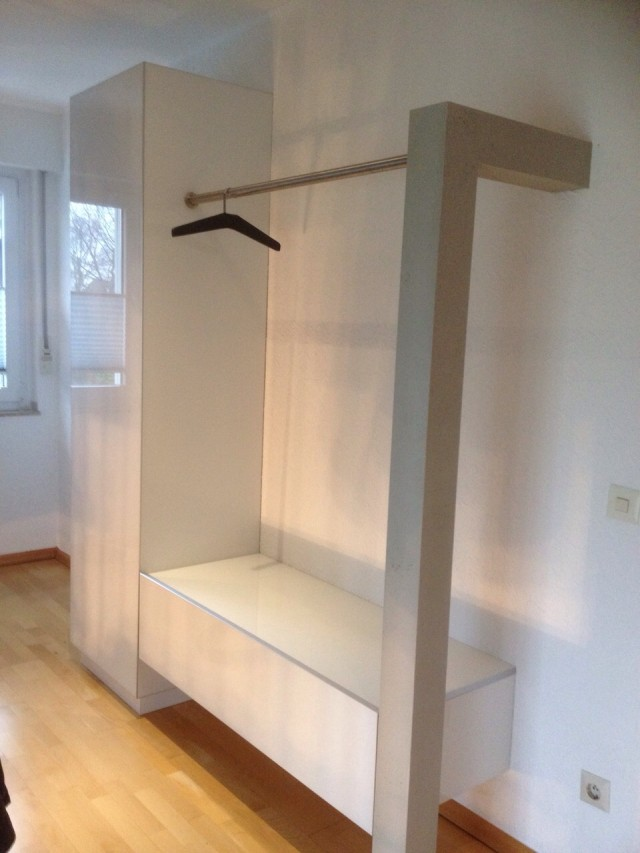 Design Garderobe Weiss L Einrichtung Exklusiv Mobel Und Wohn